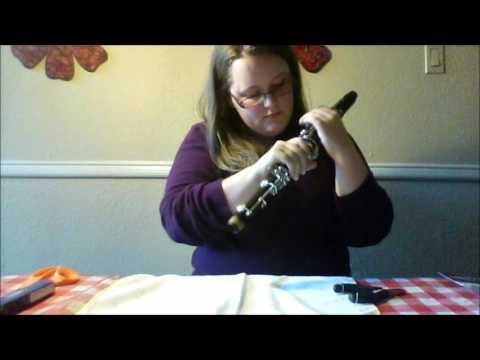 Clarinet: How to adjust the bridge