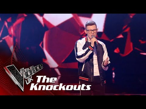 Callum Butterworth's 'Mirrors' | The Knockouts | The Voice UK 2019