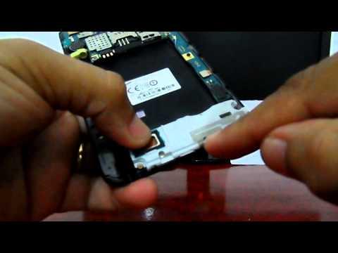como trocar o flet conector de carga do samsung galaxy note 1 modelo N7000