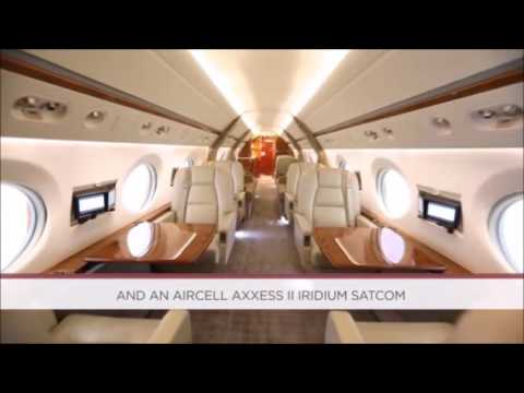 Gulfstream G550 Interior Private Jet Aircraft Charter Flight Service