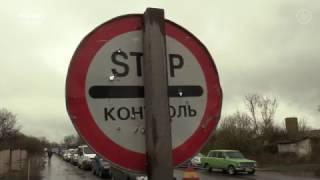 Выпускают ли из Донецка без справки военкоматов  ДНР ?