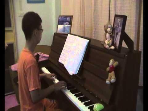 ไม่มีตรงกลาง [เอ๊ะ จิรากร]-note and piano by Blessing