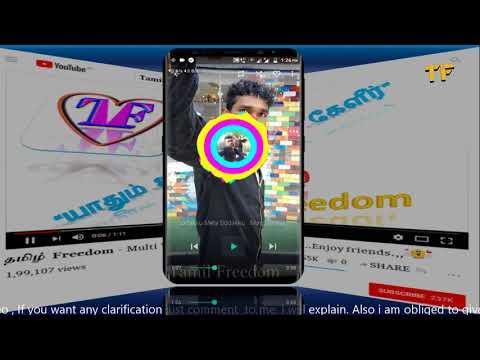 Audio vision Spectrum Visualizer video maker