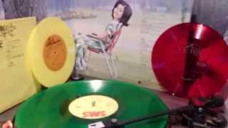 Color Record限定盤愛我像愛花一樣(鄧麗君1978一封情書A6)原曲♪ 小柳R...