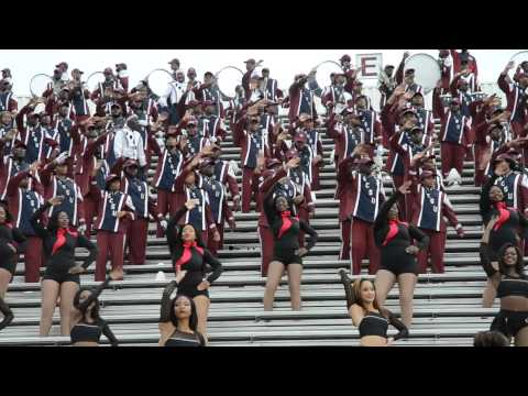 SCSU Marching 101 2015- Hello
