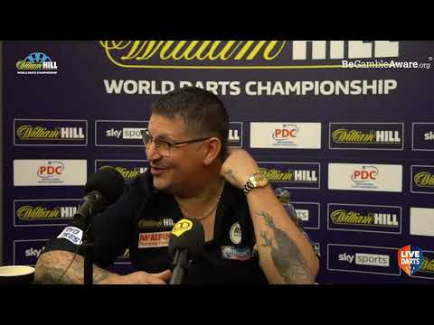 "Gary Anderson on reaching World Championship Semis: ""I've got to thank the boys for riling me up"""