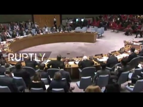 LIVE: UN security council meets on Aleppo