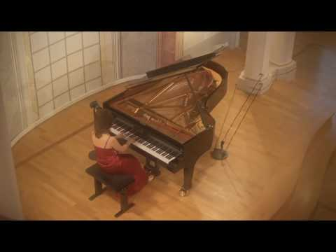 Edvard Grieg: Melodie / Melody from Lyric Pieces op. 47 - Anna Zassimova