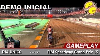 FIM Speedway Grand Prix 15 | 2k Gameplay Español 21:9 Inicio