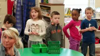 Who is MLK? By Van Buren's kindergarten Mrs. Halpin's class