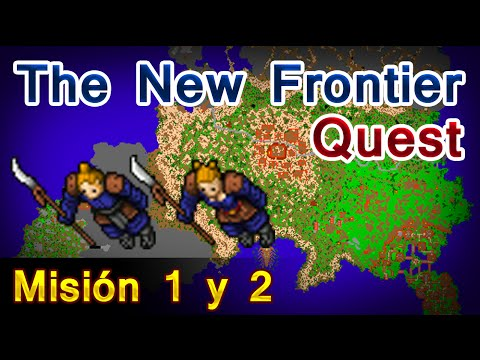 Tibia: The New Frontier Quest - Mision 1 y 2 - Warmaster Outfits