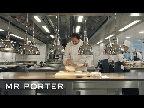 Christmas Dinner With Mr Daniel Humm | MR PORTER
