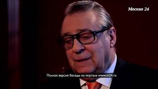 Смотреть Хазанов про шоу-бизнес онлайн