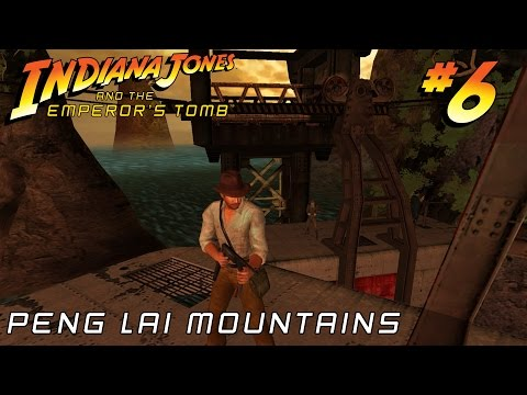 Indiana Jones and the Emperor's Tomb HARD Chapter 6: Peng Lai Mountains   Gameplay Walkthrough
