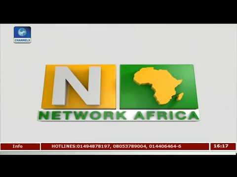 Nigerian Dies In SA Police Raid | Network Africa |