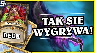 TAK SIĘ WYGRYWA BEJBE! - KINGSBANE ROGUE - Hearthstone Deck Std (The Boomsday Project)