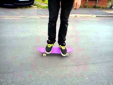 How To Ollie Penny Board