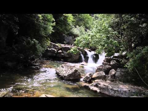Cascate Del Verde - Borrello(Ch) Video realizzato da Abruzzo Film e RG Droni