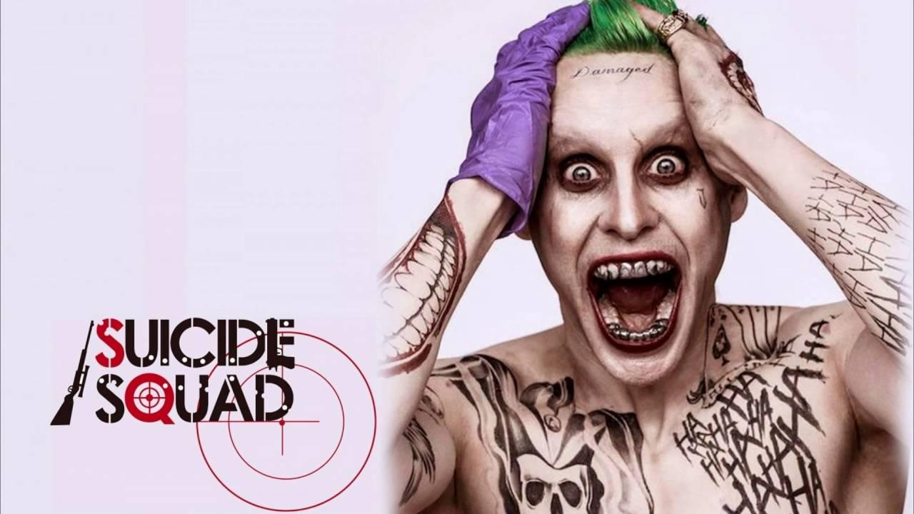 Soundtrack Suicide Squad (Joker's Theme Song) - Musique du ...