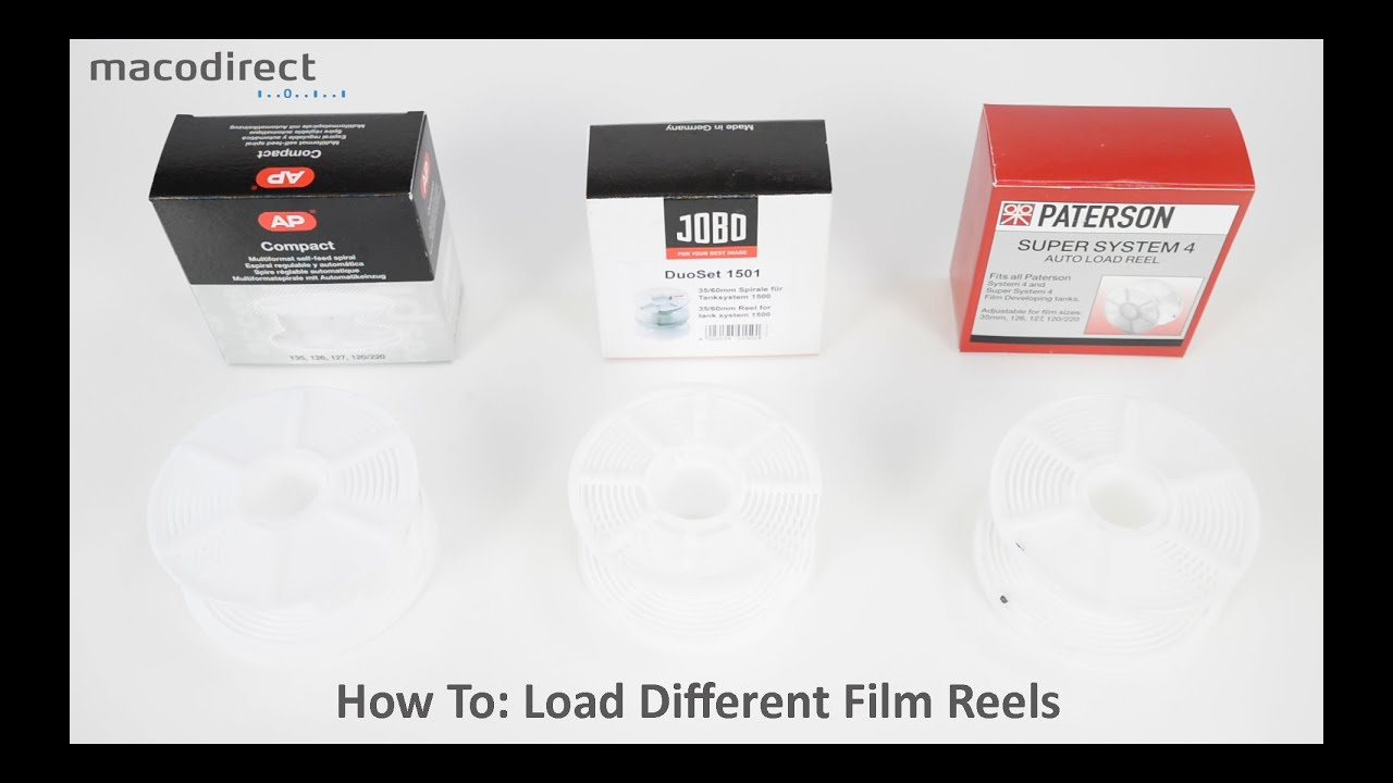 Developing Film: Equipment Guide