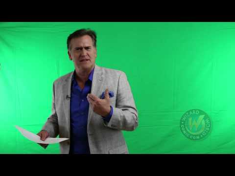 WATCH: Bruce Campbell 'Auditions' For Famous Geek Movies