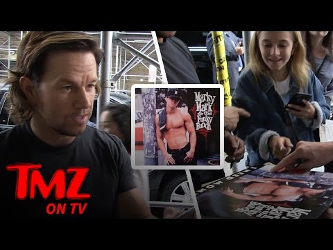 Mark Wahlberg's Daughter – Marky Mark Is Cool!  TMZ TV