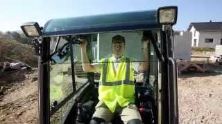 Volvo EC15D, EC18D, EC20D Compact Excavators promotional video