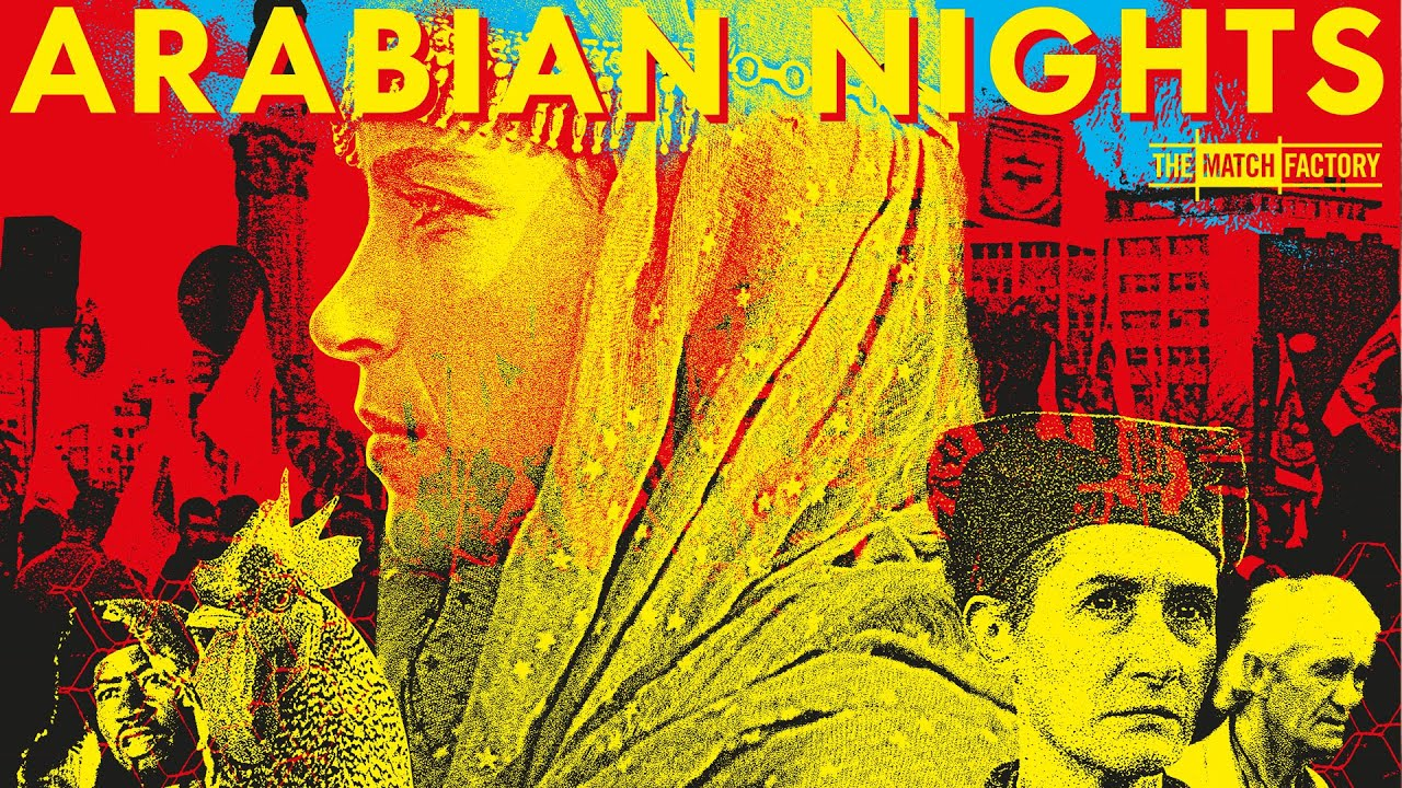 画像: ARABIAN NIGHTS by Miguel Gomes (Official International Trailer HD) youtu.be