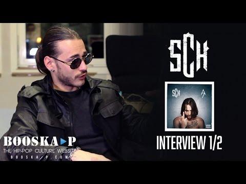 Youtube: SCH:« Je ne suis pas venu pour faire des câlins dans le Rap…» [Interview 1/2]