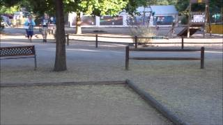France 2015 Part 10 Musee de Champignon, Camping Chantepie and Homebound