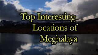 Top interesting places to see in Meghalaya