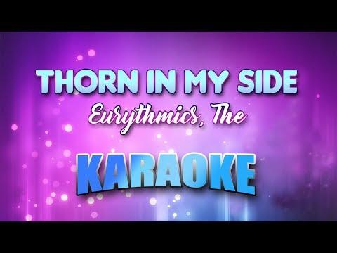 Eurythmics, The - Thorn In My Side (Karaoke version with Lyrics)
