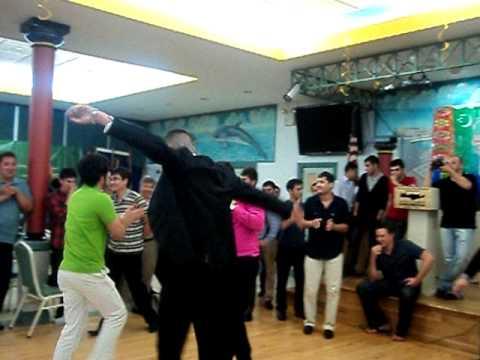 Turkmen American Dance