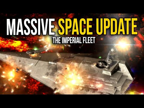 First Look at the Imperial Fleet - Awakening of the Rebellion 2.9 UPDATE
