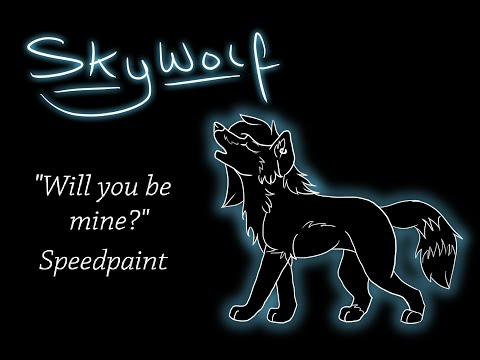 Speedpaint: Will you be mine?