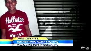 Trayvon Martin's Girlfriend Speaks, Discusses Neighborhood-Watch Shooting in Florida