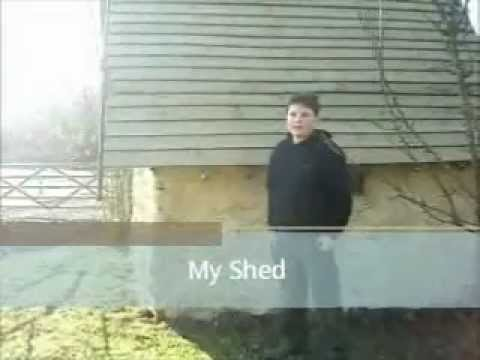My Shed Youtube