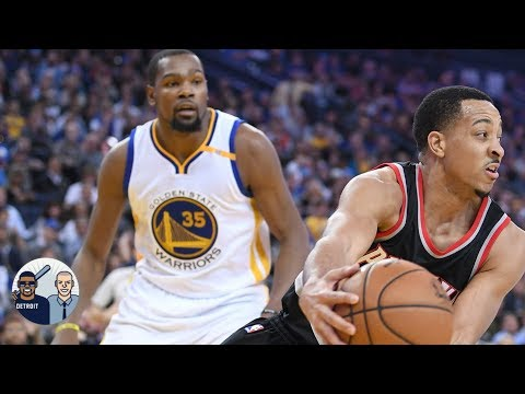 Kevin Durant told CJ McCollum Blazers 'aren't gonna win a championship' in July | Jalen & Jacoby