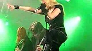 """Arch Enemy-""""Blood on your Hands""""-Bloodstock 2007"""