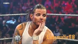 WWE Tributes - Jeff Hardy TNA & WWE - Theme Song Tribute 2011 : Falling Inside The Black HD