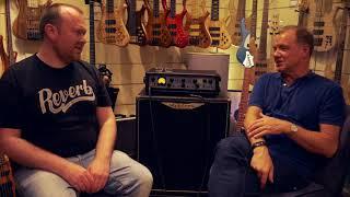 Pink Floyd Bassist Guy Pratt - Let's talk Bass Recording || TGU18
