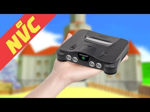 If Nintendo Made an N64 Classic... - Nintendo Voice Chat