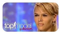 Sara ist nicht auf den Mund gefallen   Germany's next Topmodel Highlights   ProSieben