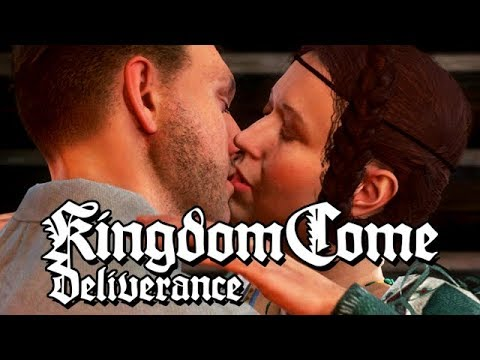 Kingdom Come Deliverance Gameplay German #15 - Liebe mit Stefanie