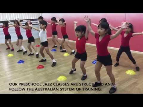 Pre School Jazz Dance @ Amy's School Of Dance
