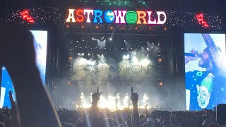 Post Malone Astroworld Festival NRG Park 2018 Full Experience