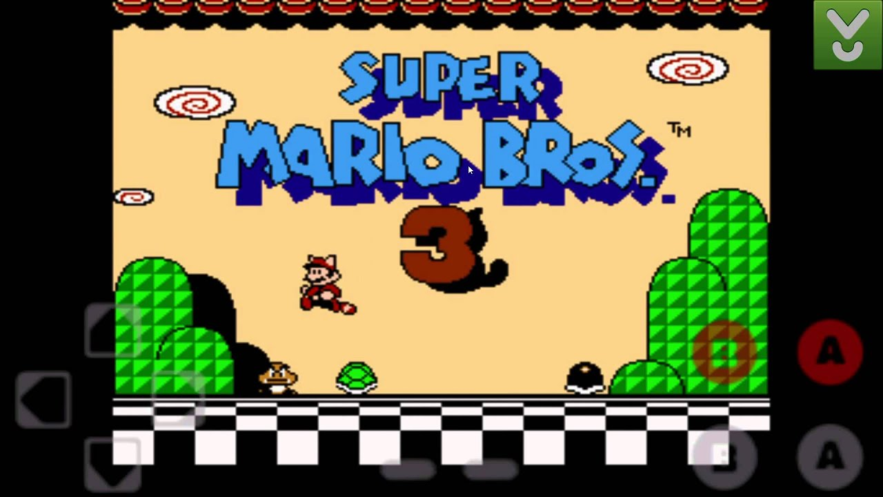 super mario bros 3 download play
