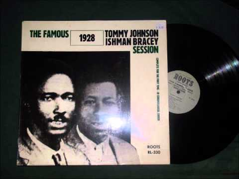 Tommy Johnson- Big Road Blues (Vinyl LP)