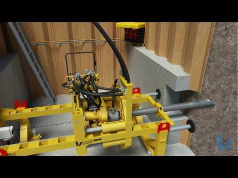 Guided Auger Boring Thrustboring How It Works Youtube