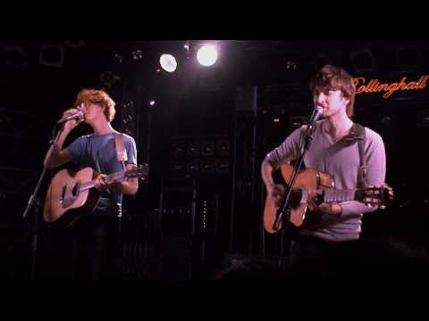 [HD] Kings of Convenience - Toxic Girl, Seoul 2008 Part 18